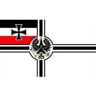 Vlag Duitse Keizerlijke Marine vlag