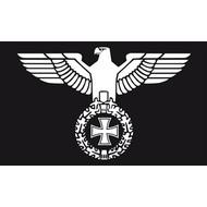 Vlag Duitse Reichsadler Rijksvlag met Adelaar