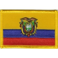 Patch Ecuador flag patch