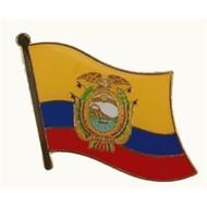 Speldje Ecuador vlag Pin speldje