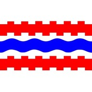 Vlag Giessenlanden Gemeente