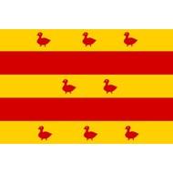 Vlag Grave Gemeente
