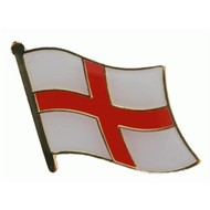 Speldje England flag lapel pin