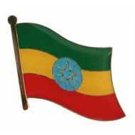 Speldje Ethiopia vlag speldje