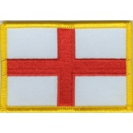 Patch England flag patch