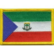 Patch Equatorial Guinea flag patch