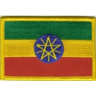 Patch Ethiopia flag patch
