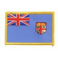 Patch Fiji vlag patch
