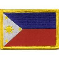 Patch Filipijnen Phillipines vlag patch