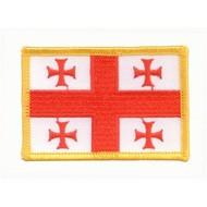 Patch Georgia vlag patch