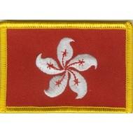 Patch Hong Kong vlag patch