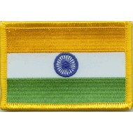 Patch India vlag patch