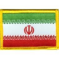 Patch Iran vlag patch