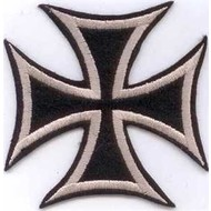 Patch Iron Cross German