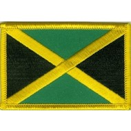 Patch Jamaica vlag patch
