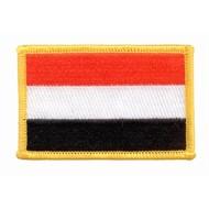 Patch Jemen Yemen vlag patch
