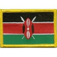 Patch Kenya flag patch
