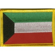 Patch Koeweit vlag patch
