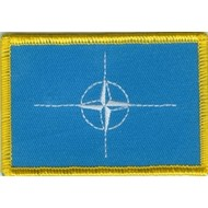 Patch NATO NAVO vlag patch