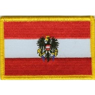 Patch Austria State flag patch