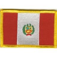 Patch Peru vlag patch