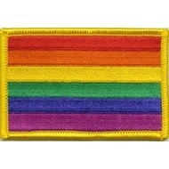 Patch Rainbow flag patch