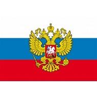 Patch Rusland vlag patch adelaar