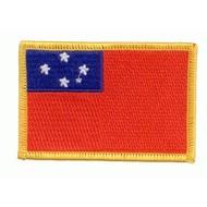 Patch Samoa vlag patch