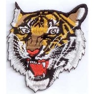 Patch Tiger patch