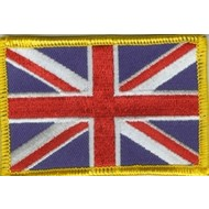 Patch UK Union Jack vlag Engeland vlag patch