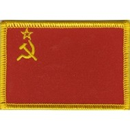 Patch USSR Sovjet Unie vlag patch