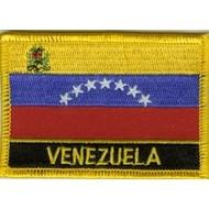Patch Venezuela flag patch