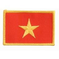 Patch Vietnam vlag patch