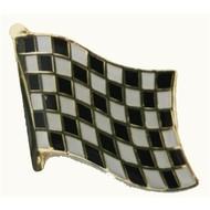 Speldje Chequered Formula 1 pin