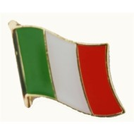 Speldje Italia Italy flag pin