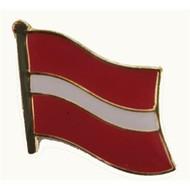 Speldje Letland vlag speldje