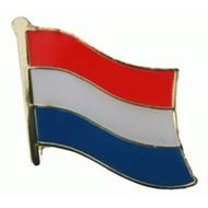 Speldje Netherlands flag lapel pin