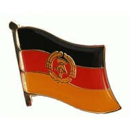 Speldje Oost Duitsland DDR vlag speldje