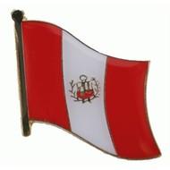 Speldje Peru vlag speldje