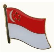 Speldje Singapore vlag speldje