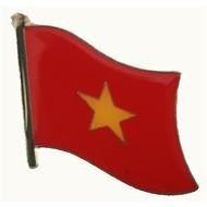Speldje Vietnam vlag speldje