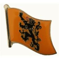 Speldje Flanders flag pin