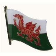 Speldje Wales vlag speldje