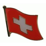 Speldje Zwitserland Vlag speldje