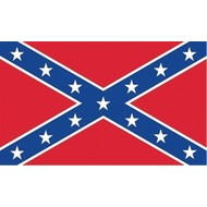 Vlaggenketting Confederate ketting 6M