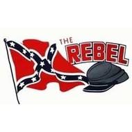 Vlag Confederates flag The Rebel