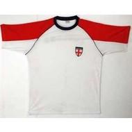 Accessoires Engeland T-shirt fan shirt