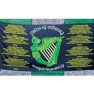 Vlag Ierland Ireland Athenry Sportsvlag
