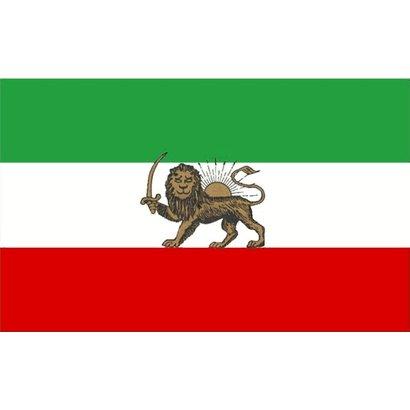 Vlag Iran Persia vlag