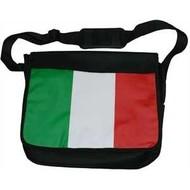 Schoudertas Italia Italy vlag schoudertas